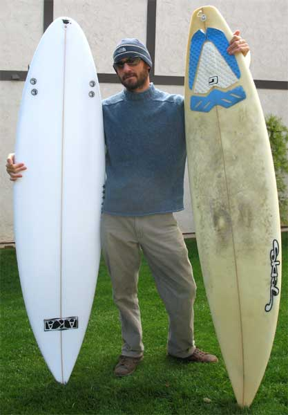 Oohh men, New boards are so Sexy!!