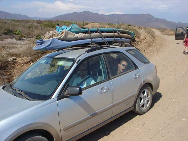 Bend to Baja….Part One