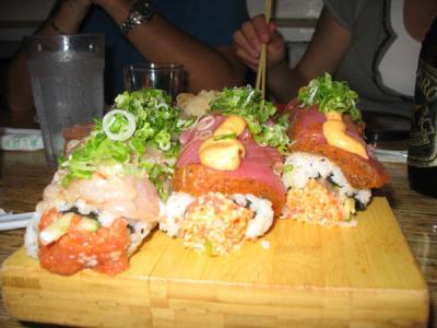 Los Sushi Bars