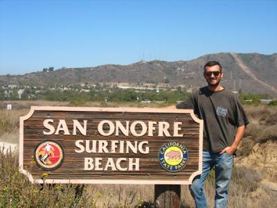 Segunda parte, San Onofre