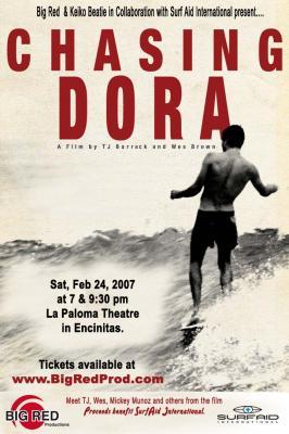 Coming Soon.....Chasing Dora